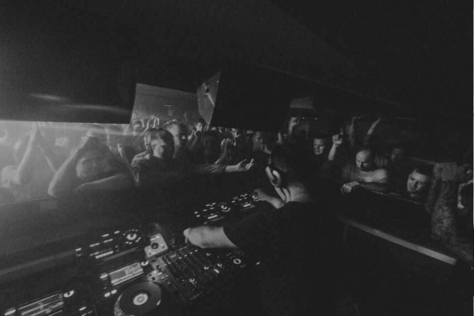 Listen To Sasha's 3-hour Mix At Glasgow's Sub Club