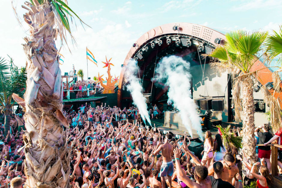 Hideout Festival Reveals The First Group Of Artists For Its 2018 Edition