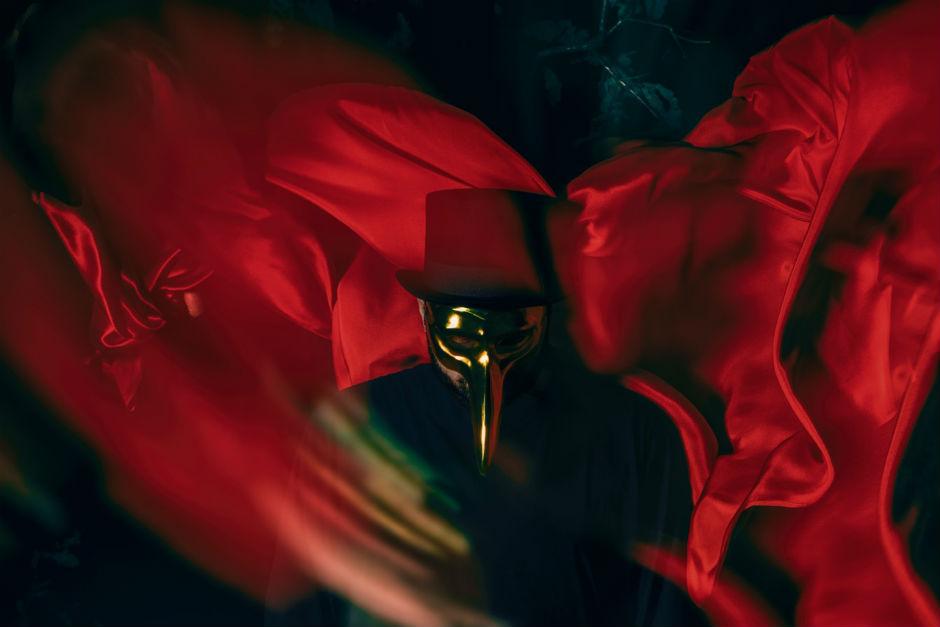 Claptone Anuncia Su Nuevo Album, 'Fantast'