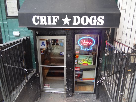 Crif Dogs