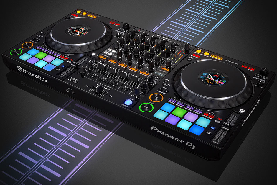 Pioneer Launches The DDJ-1000, A New All-in-one Controller