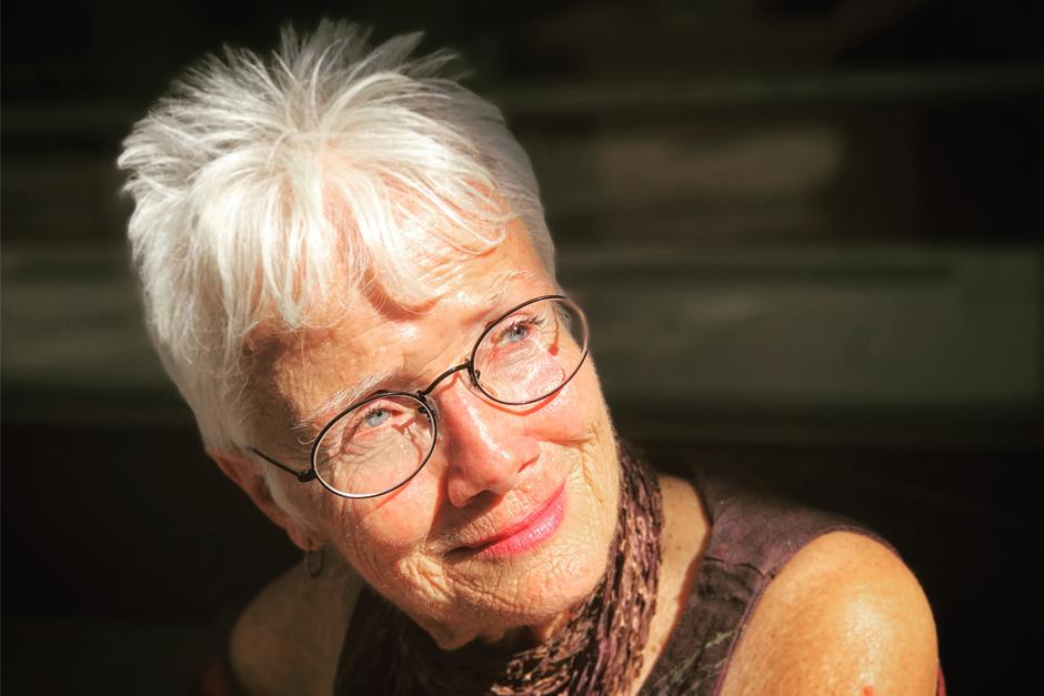 """Patricia Lay-Dorsey: """"They Call Me Grandma Techno"""""""