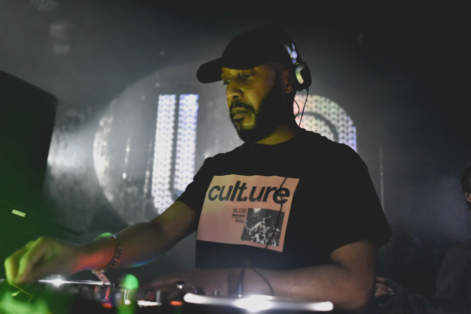 Shy FX Launches His London Residency, CULT.URE