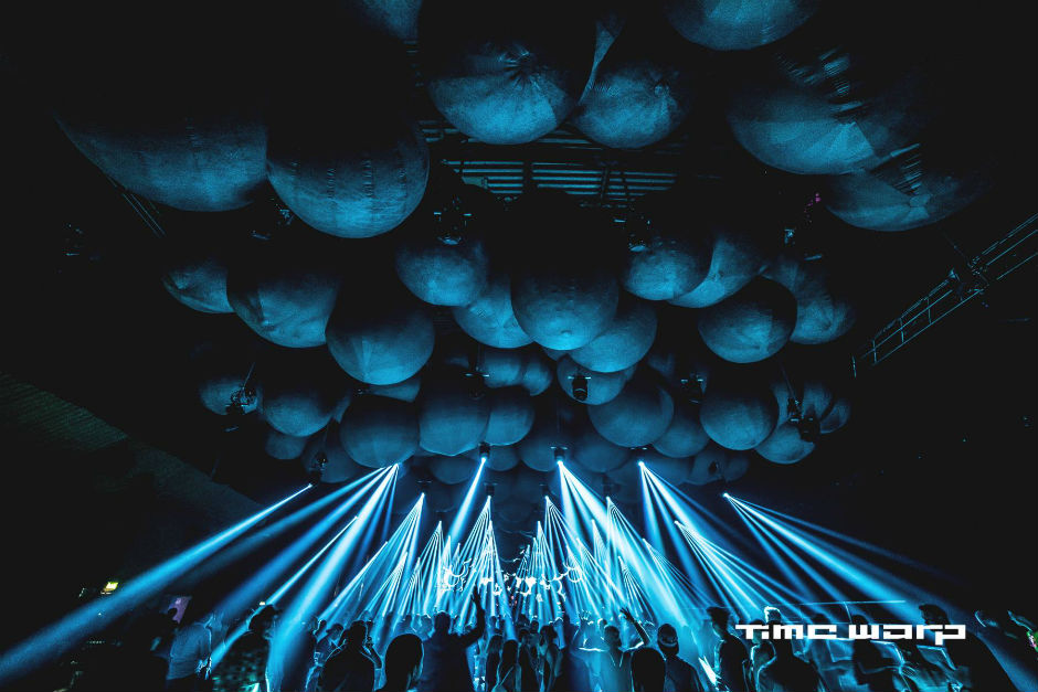 Time Warp Reveals Its Full Line Up