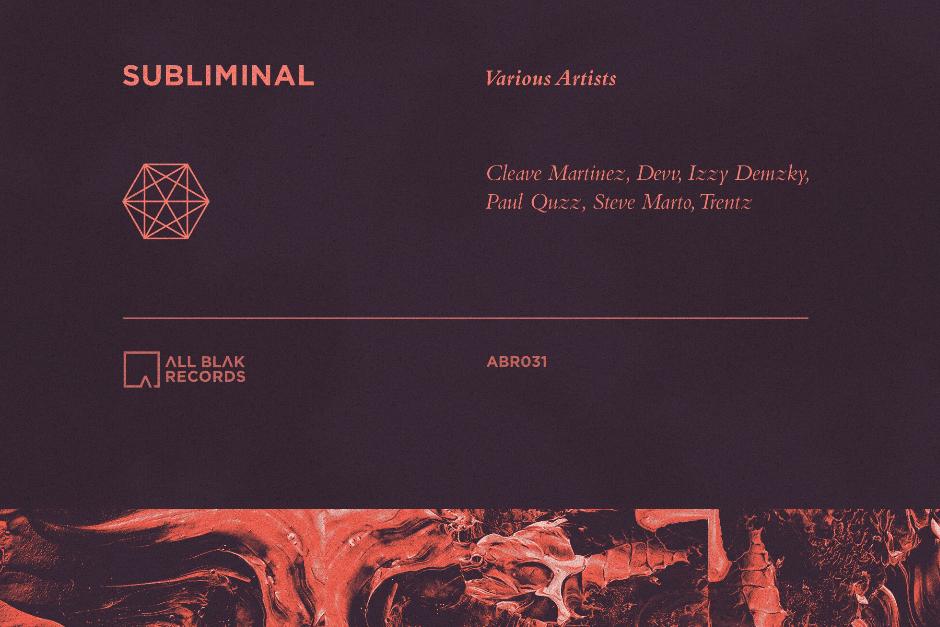 Subliminal – Various Artists – All Blak Records