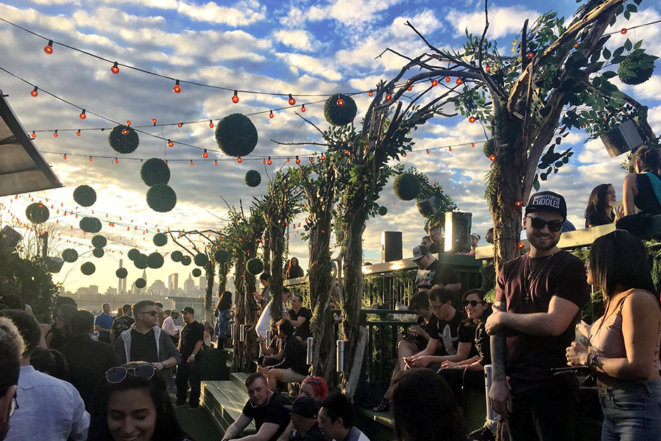 Brooklyn's Output Announces Its Calendar For 'The Roof'