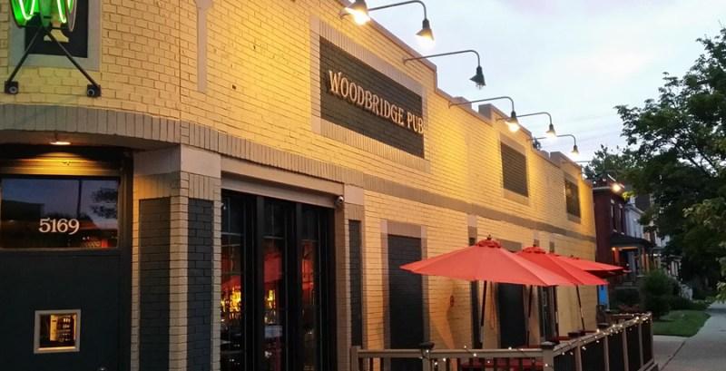 Woodbridge Pub