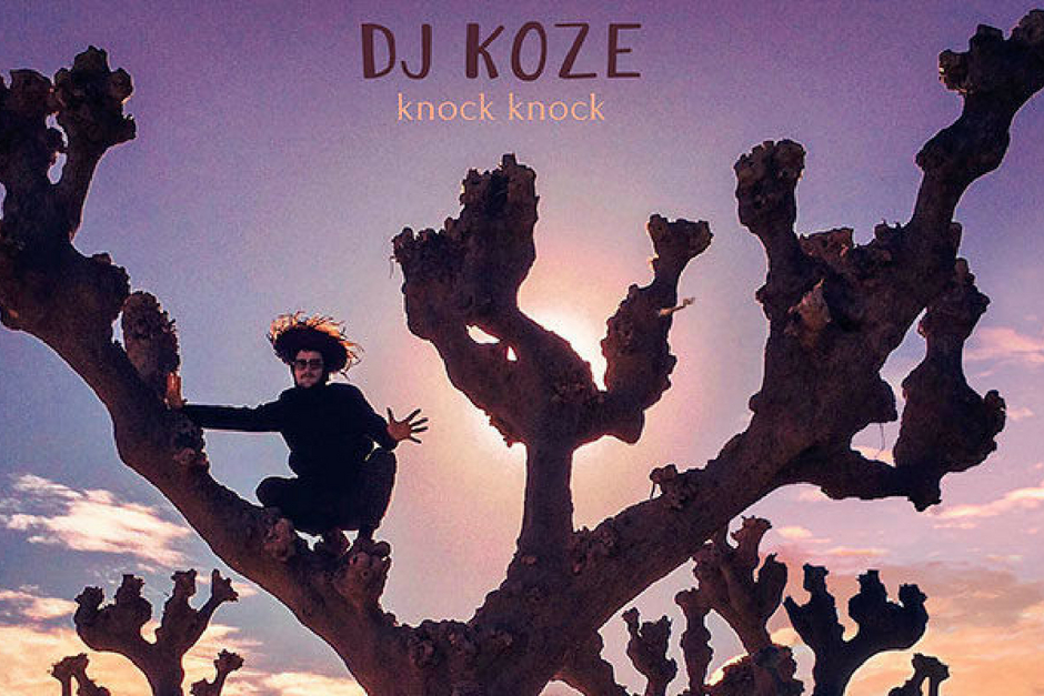 Listen To 'Knock Knock', Dj Koze's New Album