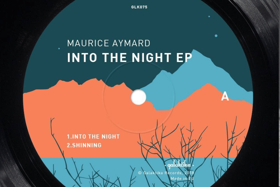 Maurice Aymard Premieres His Latest Video 'Into The Night'