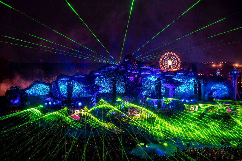 Watch Solomun, Carl Cox, Charlotte De Witte And Adriatique Performances At Tomorrowland '18