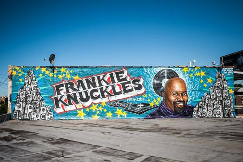 Chicago Wants To Bring Back Frankie Knuckles Mural