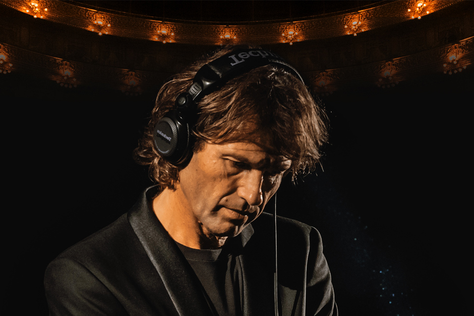 The Miami Symphony Orchestra Joins Hernan Cattaneo For His 'Connected' Show During Art Basel Week