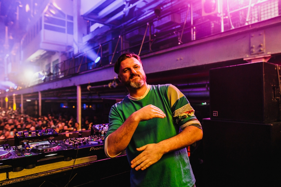 Solomun at Printworks London