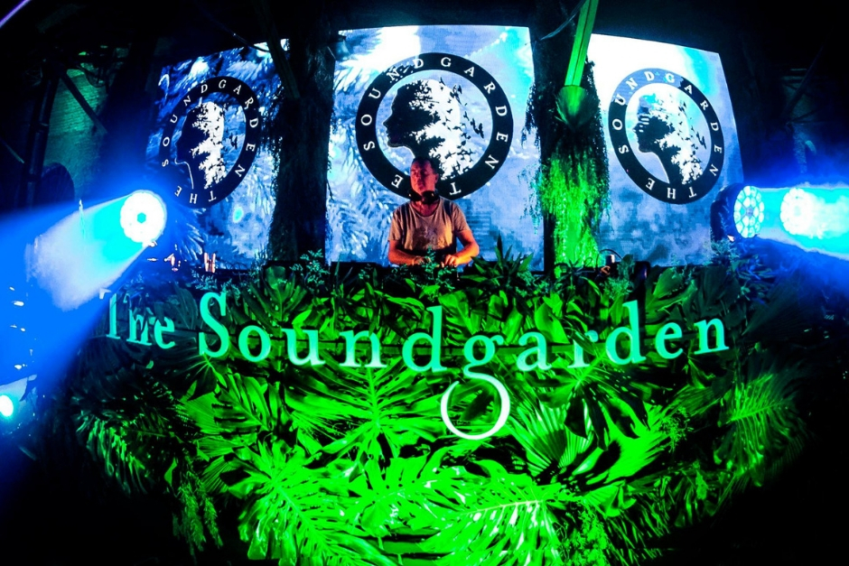 The Soundgarden Sets Sails In Amsterdam