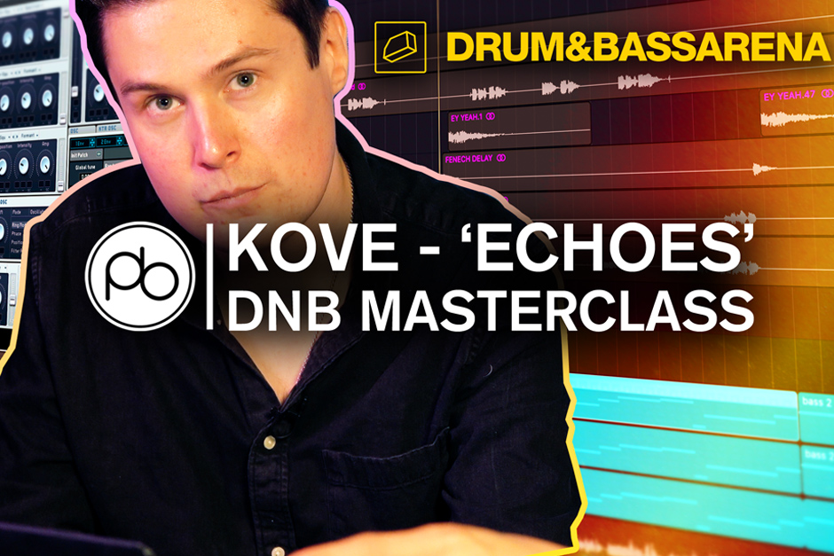 Learn How To Make A DnB Track With Point Blank's Kove Masterclass