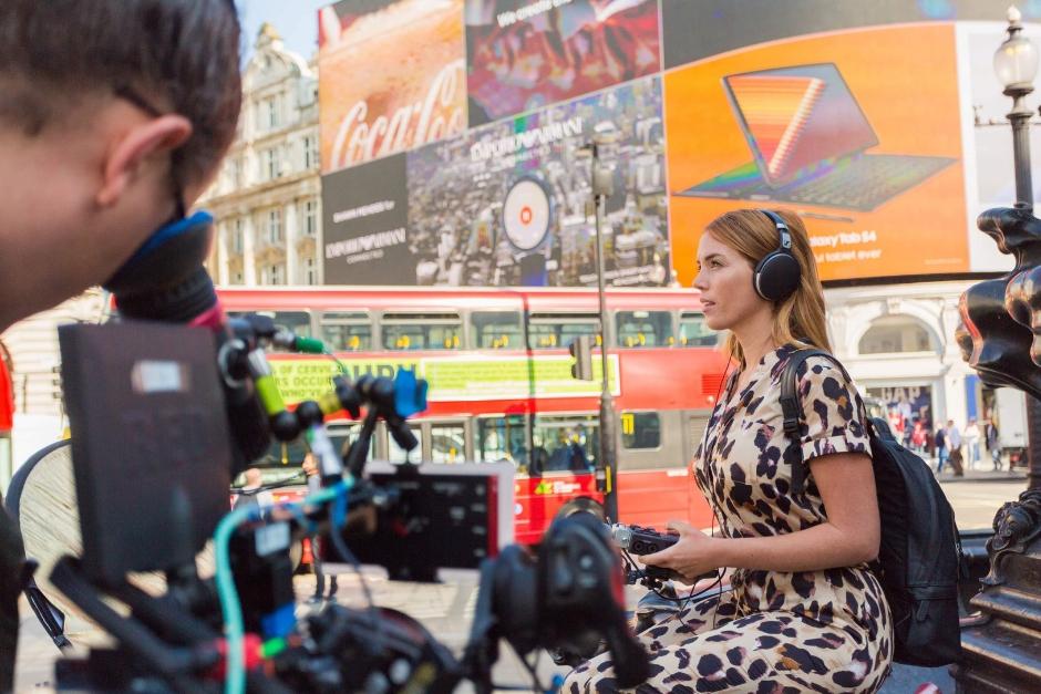 Carly Foxx Explores Worldwide Music On City Beats