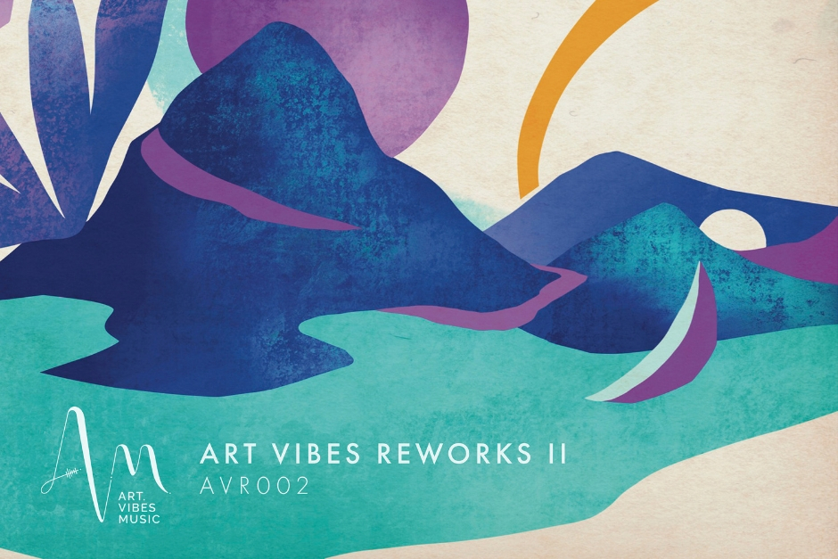 Art Vibes Celebrates Its 5 Year Anniversary With A Special Release