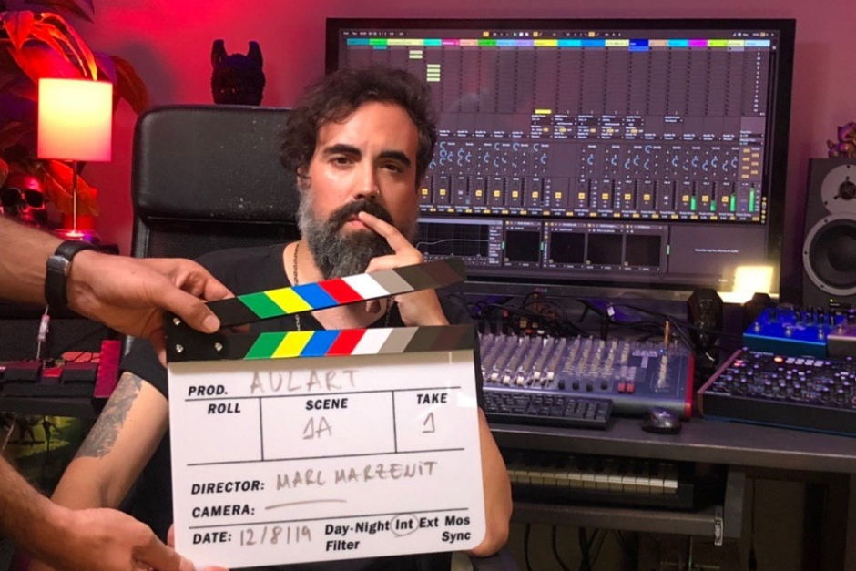 Aulart Invites Henry Saiz To Give A Production Masterclass
