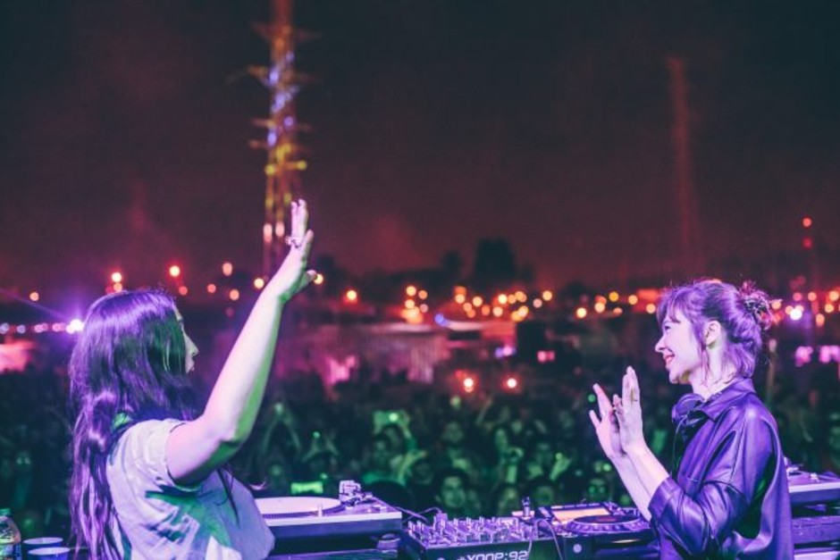 Relive Nina Kraviz And Helena Hauff Back-to-back At Los Angeles' Secret Project