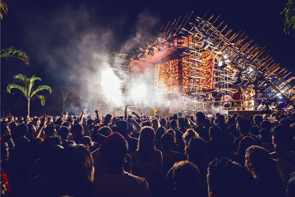 Project Sound & Sonorous Host Five Parties In Tulum