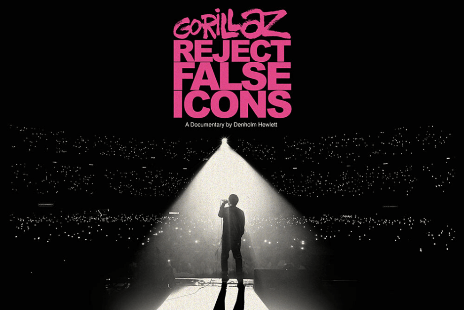 Watch 'Reject False Icons', Gorillaz's New Documentary
