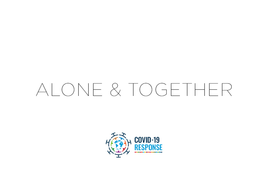 Electronic Groove Presents: 'Alone & Together'