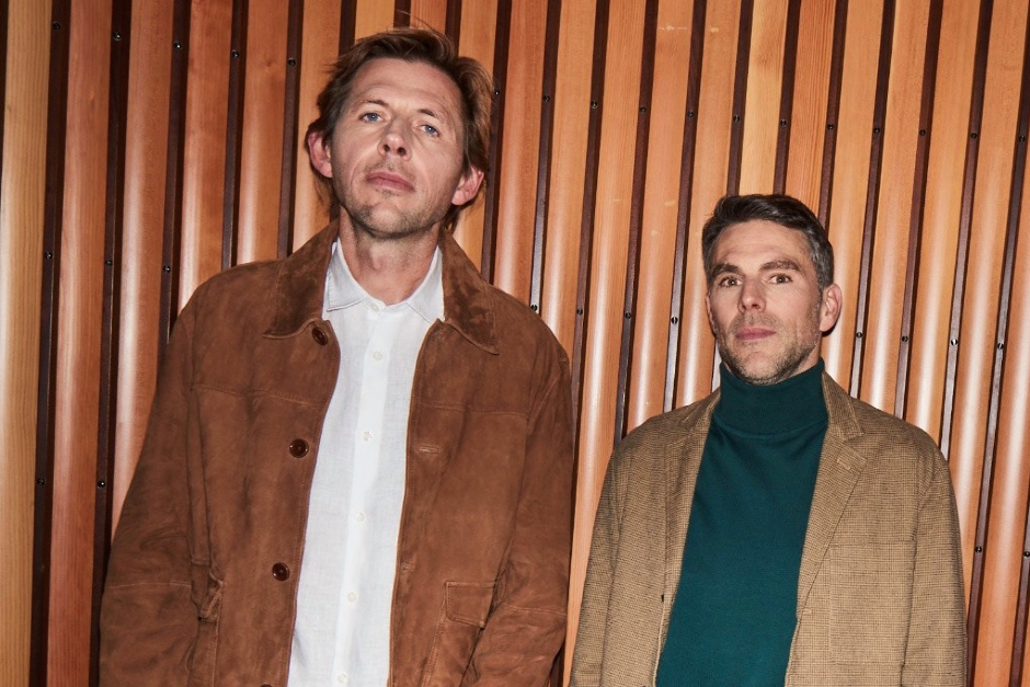 Groove Armada Shares New Track And Video, 'Get Out On The Dancefloor'
