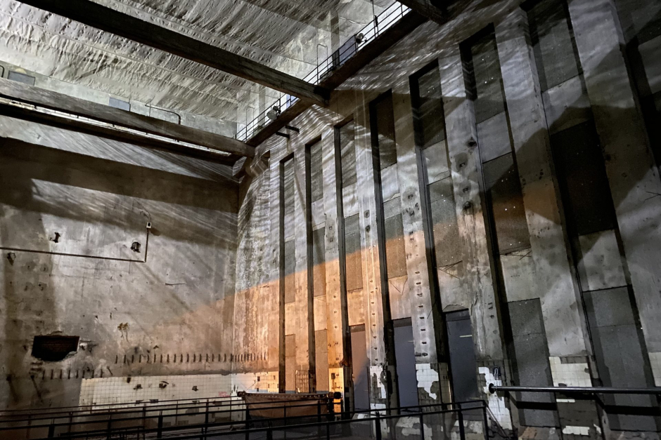 Berghain Reopens Doors For 'Eleven Songs' Immersive Experience