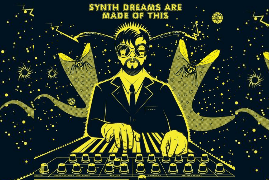 Andy Tuohy Immortalizes 17 Electronic Music Icons On 'Gods Of Synth'