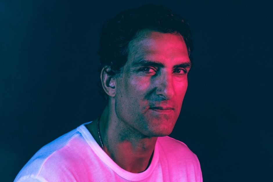 "Rony Seikaly: ""I Just Want To Keep Doing What I Love, Making Music And Being In The Studio"""