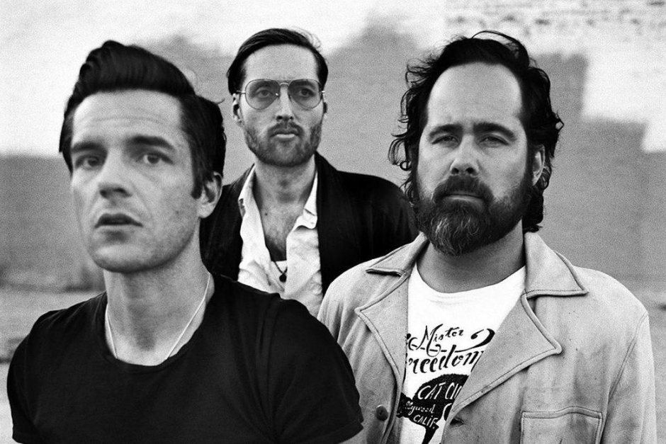 Listen To The Rolling Stones' 'Scarlet' Remixed By The Killers & Jacques Lu Cont