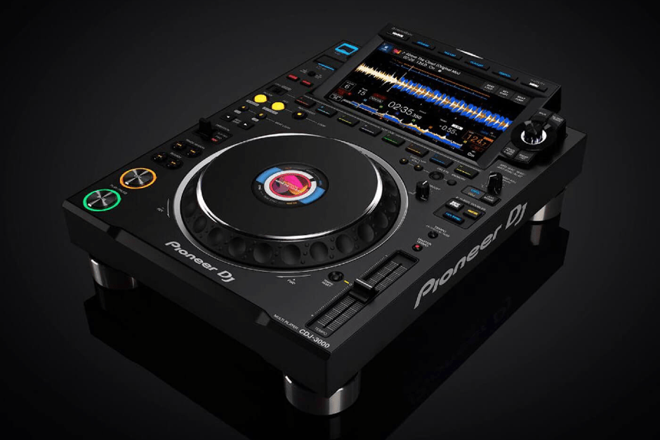 Pioneer DJ Reveals Their New CDJ-3000