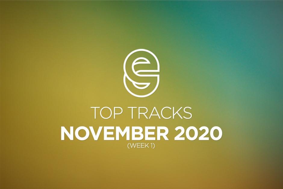 Electronic Groove Selected Premieres: November – Week 1