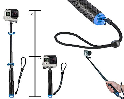 ADIKA Water Sports set for GoPro Floating Handle Hand Grip