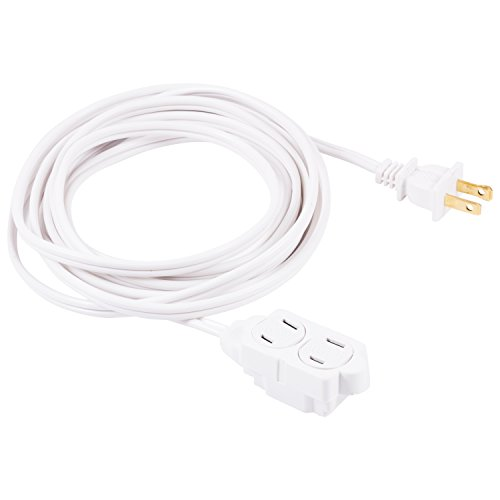 GE 14833 Grounded Six-Outlet General Purpose Power Strip