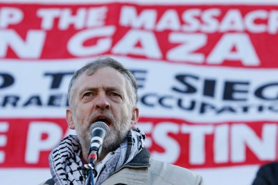 corbyn palestine