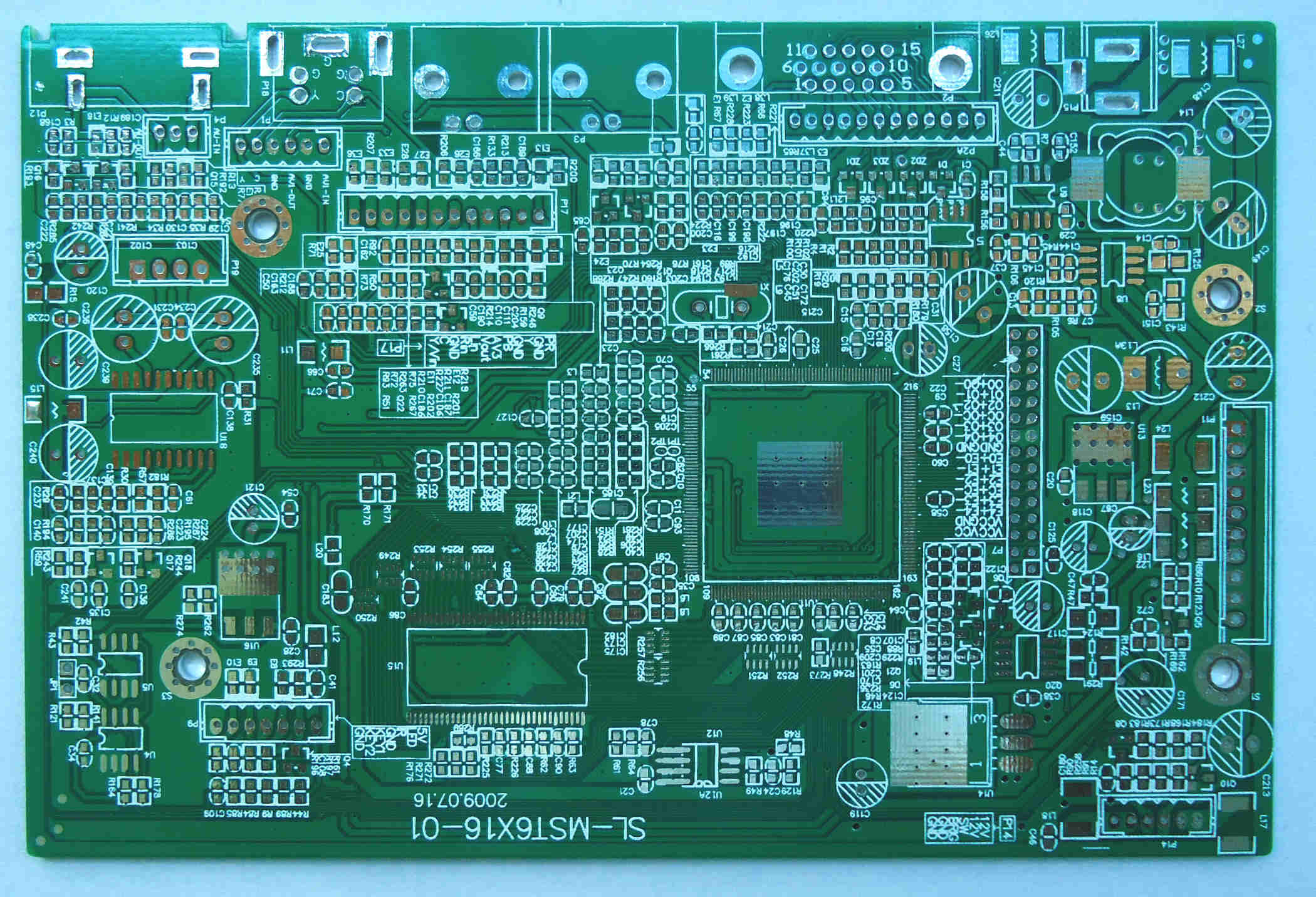 Printed Circuit Board Designer Via Technology