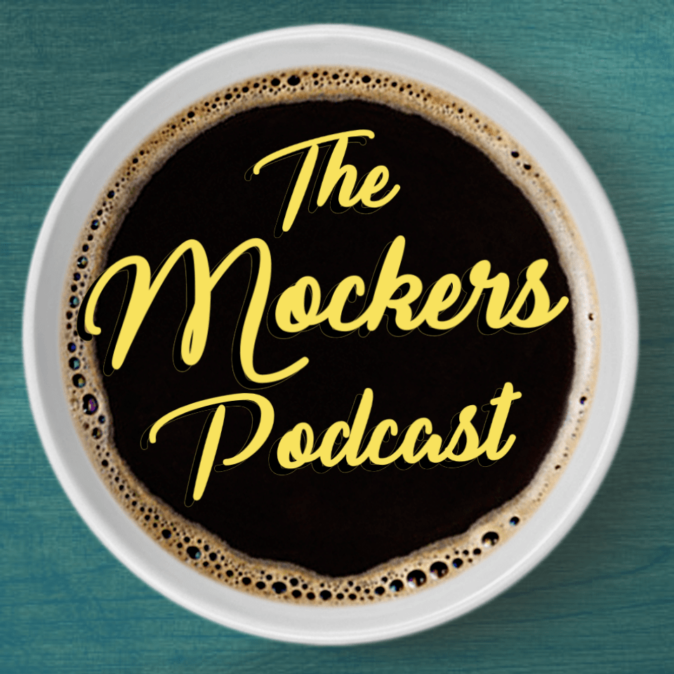Mockers Podcast Logo