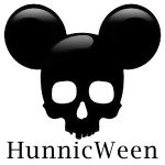 HunnicWeen Podcast Art