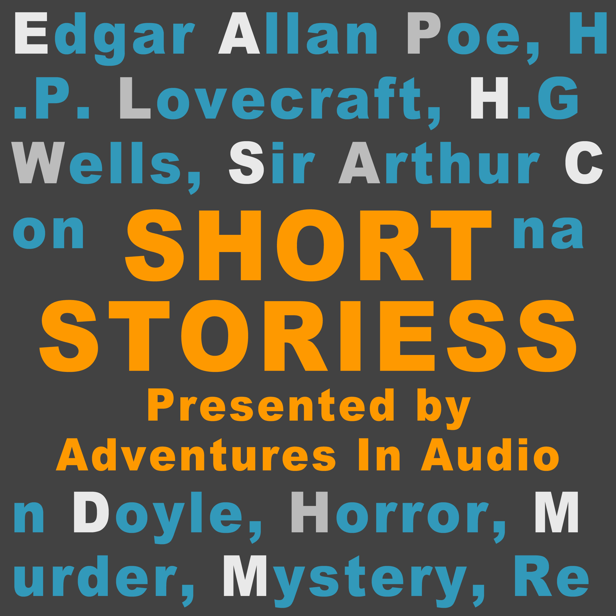 Short Stories Adventures In Audio