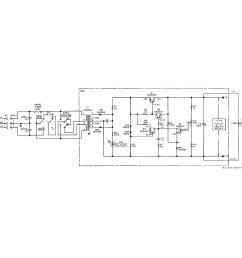 figure 5 9 regulated power supply simplified schematic diagram power supply block figure 5 power supply schematic [ 1316 x 1190 Pixel ]