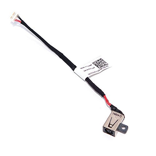 DC POWER JACK HARNESS FOR Dell Inspiron 11 3000 Series