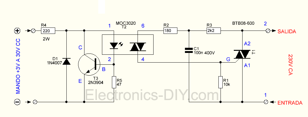 dsl splitter wiring diagram volvo penta boat engine solid state relay