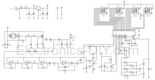 small resolution of amp meter wiring diagram resistor