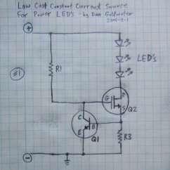 3 Watt Led Driver Circuit Diagram 1972 Chevy C10 Ignition Wiring Power