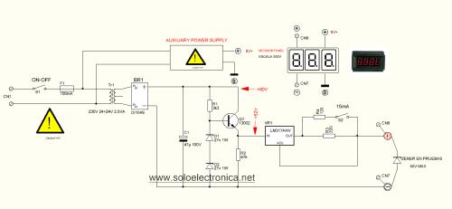 small resolution of digital capacitor meter circuit diagram