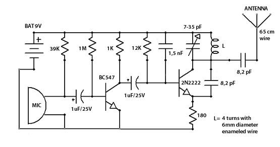 easy build fm transmitter