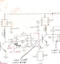 fm transmitter circuit diagram schematic [ 1600 x 608 Pixel ]