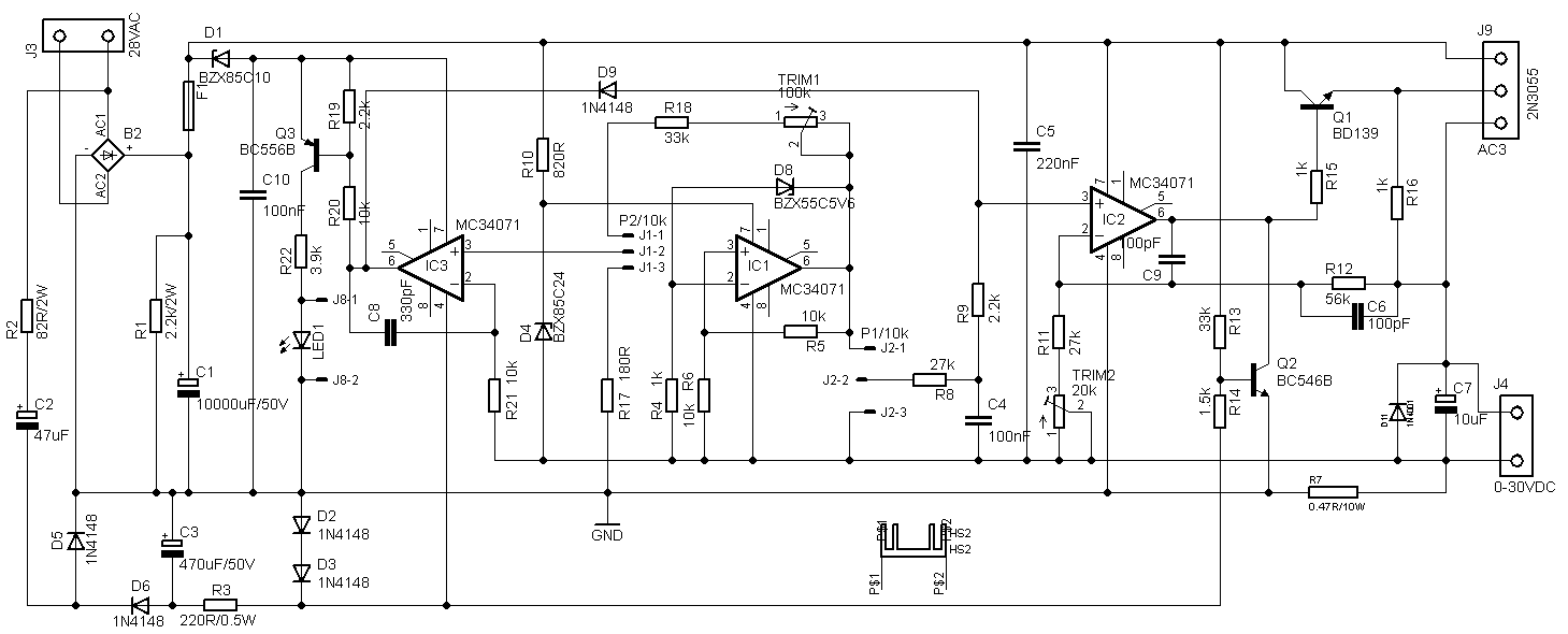 hight resolution of adjustable power supply wiring diagram