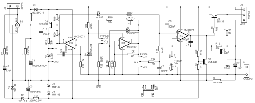 small resolution of adjustable power supply wiring diagram